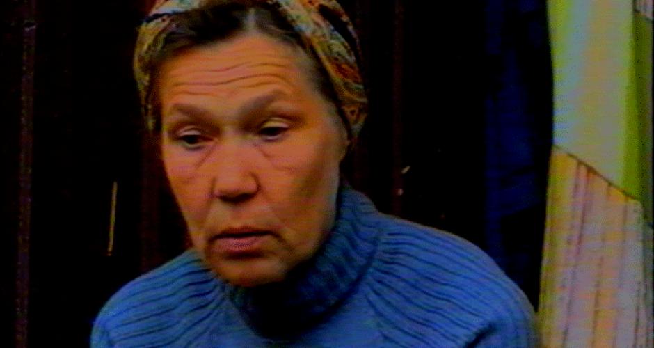 Ingenieurin in Rente Moskau, 1994