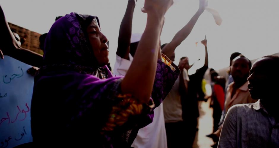 Revolution im Sudan