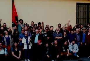 Gründung der Konföderation in Parma, Gruppenbild