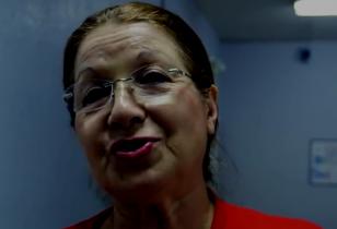 Putzfrau spricht über ihren Arbeitgeber Donald Trump