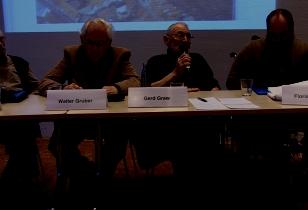 Zeitzeugen sprechen auf der Tagung zur Verfolgung der DKP in der frühen Bundesrepublik