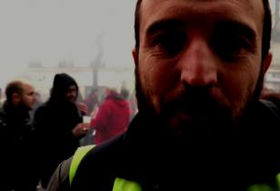 Yann, Eisenbahner, über Streiks in Frankreich März 2018